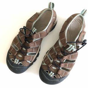 Keen H2 Men's Size 9 Sports Sandals Brown